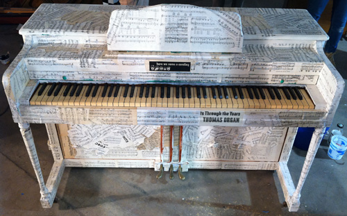 Piano Project - Delivered