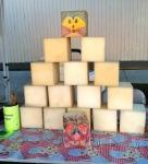 Foam Friends Pyramid