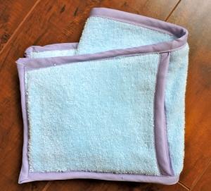 Potholder - folded