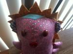 hedgehog head